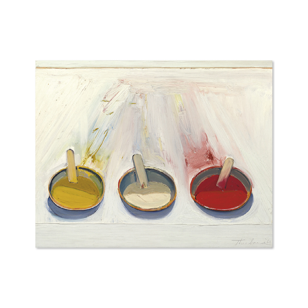 웨인 티보 WAYNE THIEBAUD 010 Dressing Wells